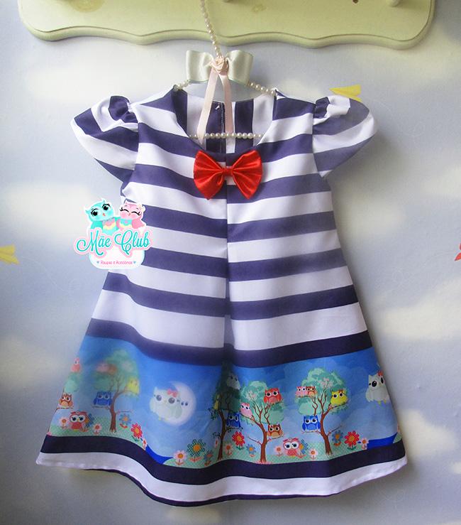 Vestido Casual Infantil