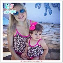 Kit Familia Moda Praia - Cliente Mãe Club